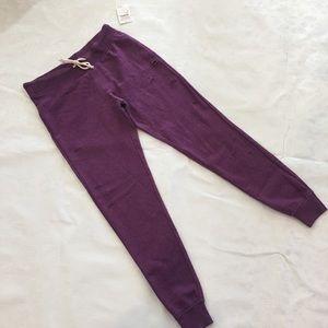 Alternative Earth Destroyed Purple  Sweats